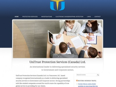 UNITRUST PROTECTION SERVICES
