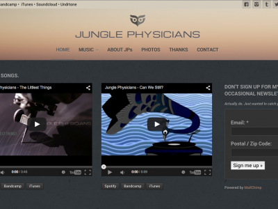 JUNGLE PHYSICIANS