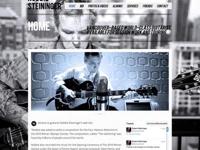 GUITARIST ROBBIE STEININGER