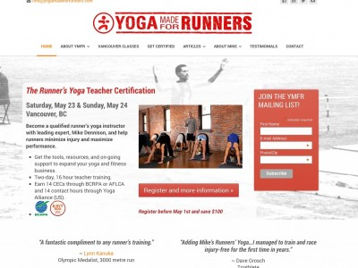 YOGA MADE FOR RUNNERS