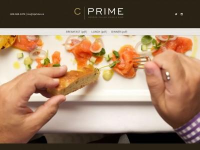C | PRIME Restaurant