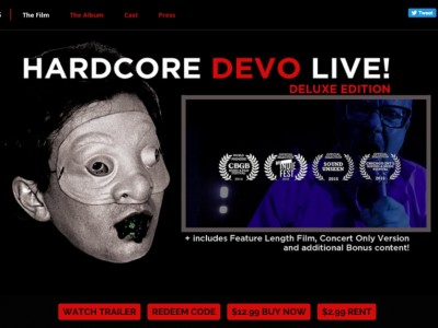 DEVO LIVE (E-COMMERCE VIDEO)