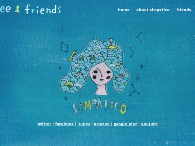 RENEE & FRIENDS (SIMPATICO ALBUM FEATURING MAYA RUDOLPH, LISA LOEB)